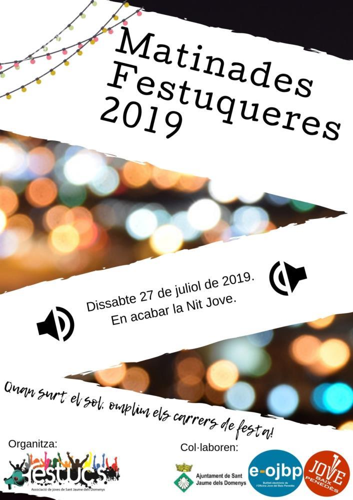 Festa Major: Matinades Festuqueres