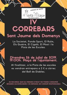 Festa Major: IV Correbars